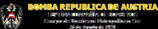 SEPTIMA COMPAÑIA CUERPO DE BOMBEROS METROPOLITANO SUR