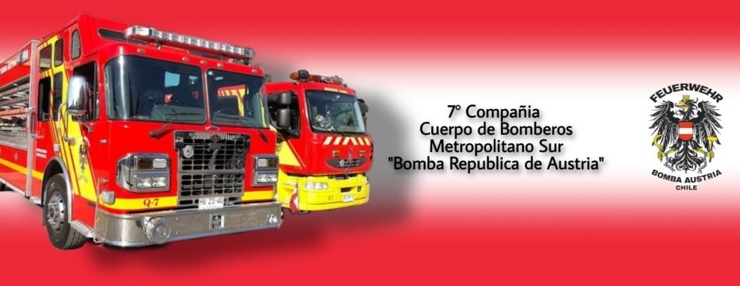 SÉPTIMA COMPAÑÍA CUERPO DE BOMBEROS METROPOLITANO SUR